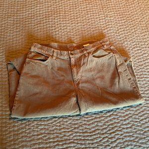 Eddie Bauer 38x34 Straight Fit Corduroy Pants